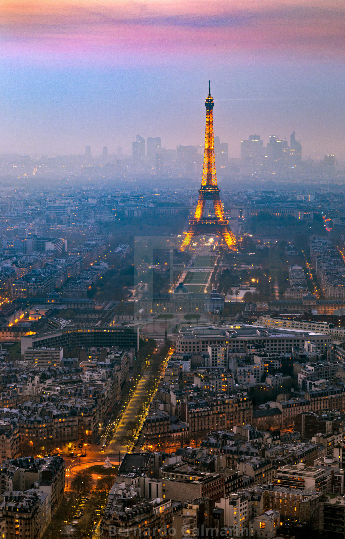 Aerial View Of Paris And Eiffel Tower Paris France License Download Or Print For 49 60 Photos Picfair