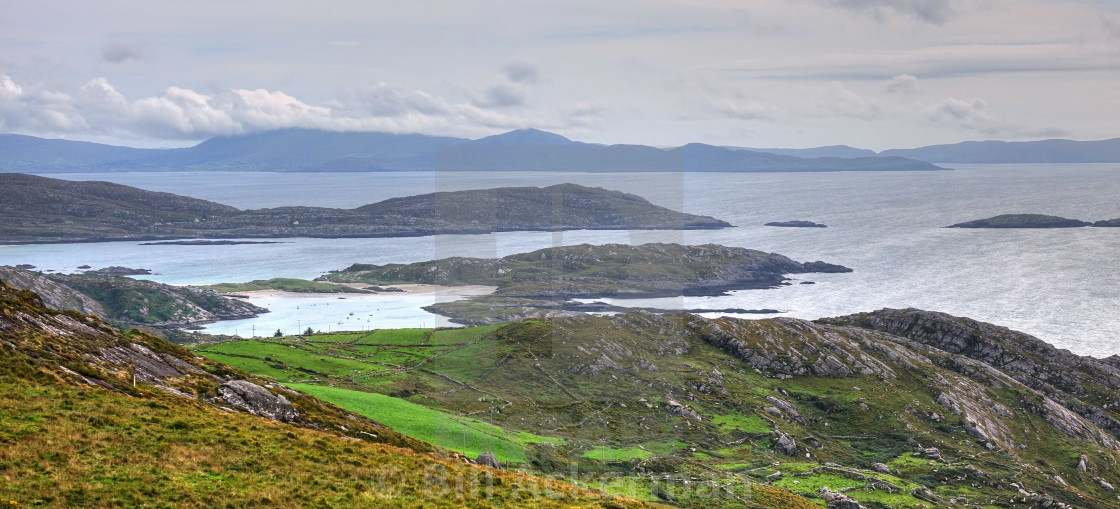 """County Kerry, Ireland"" stock image"