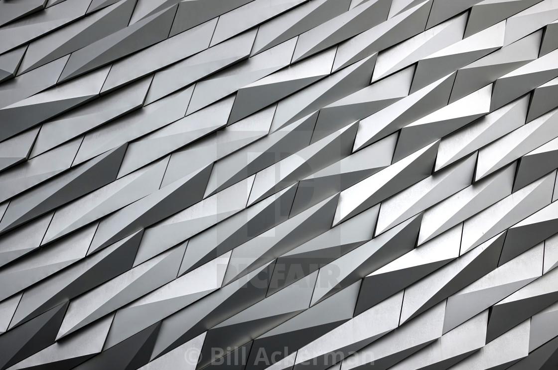 """""""Building Exterior, Belfast, Ireland"""" stock image"""