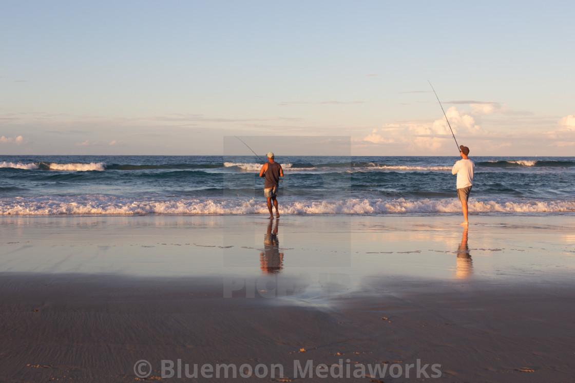 """Gold Coast recreation scene 3"" stock image"