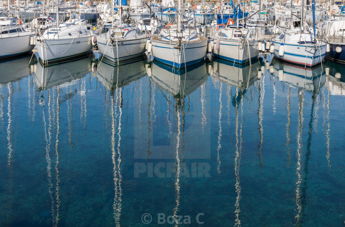 """""""Water reflections"""" stock image"""