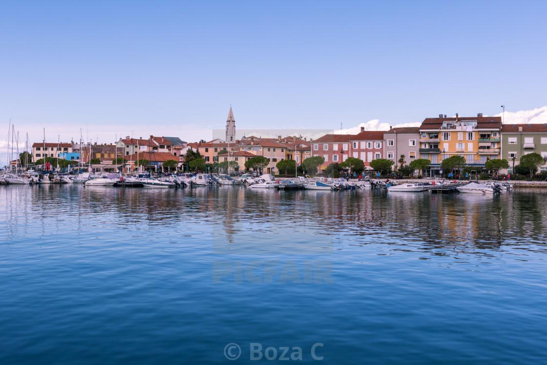 """""""Izola, Slovenia"""" stock image"""