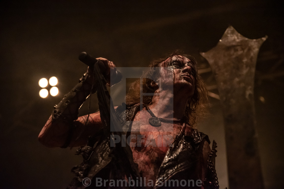 Watain at Live Music Club (MI) 11-11-2018