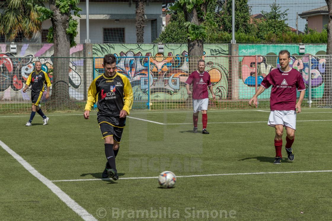 G.S. Santa Maria di Oleno vs. Murazzi (Dalmine) 06-05-2018