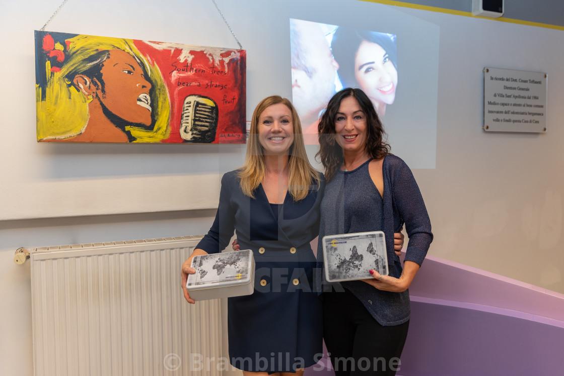 Photo reportage of the 35th anniversary of the Villa Sant'Apollonia Clinic