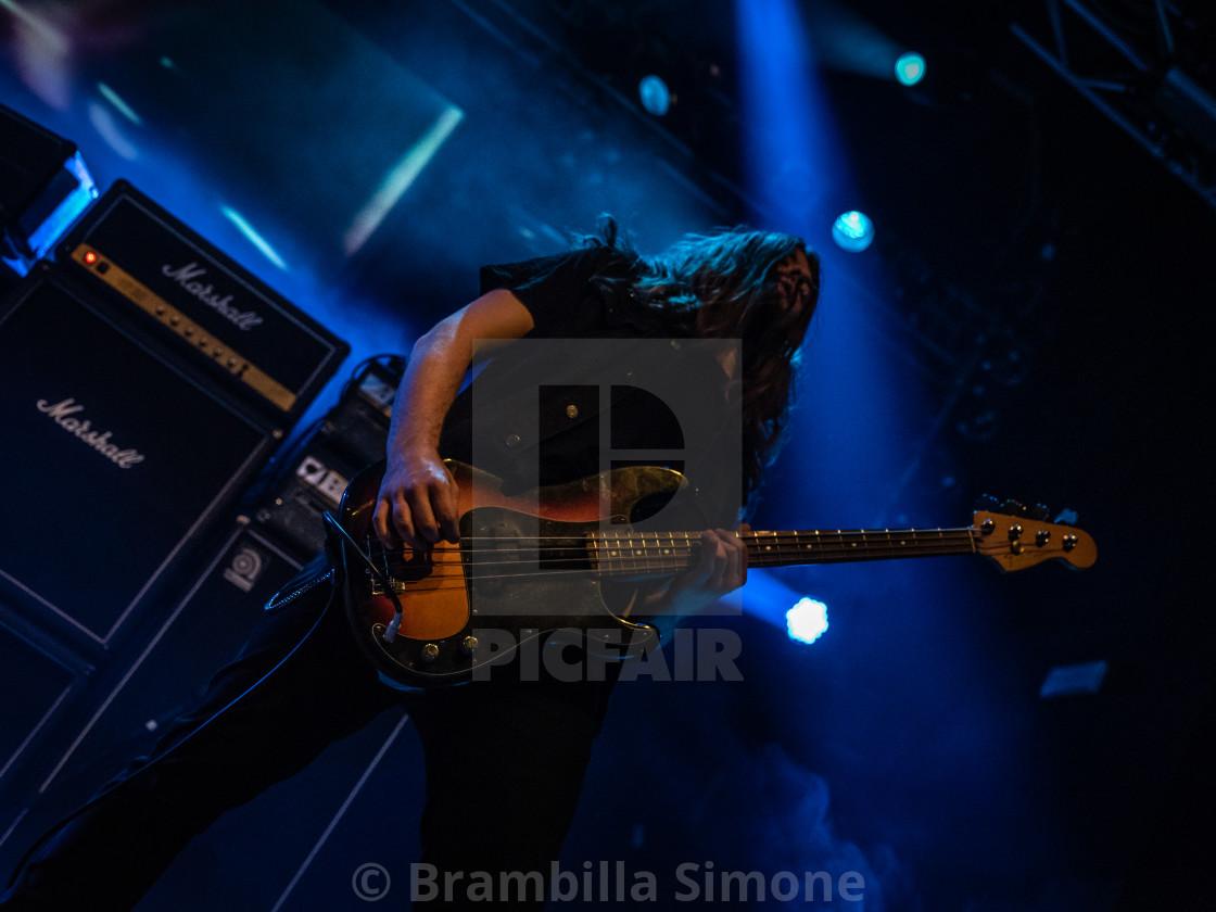 Electric Wizard at Live Music Club (MI) 18-11-2019