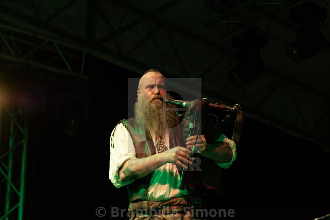 Saor Patrol at Insubria Festival (MI) 26-04-2018