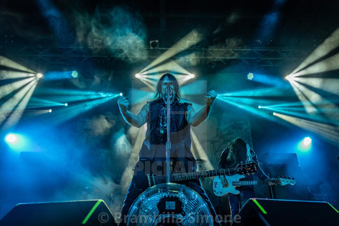 Monster Magnet at Live Music Club (MI) 18-02-2020