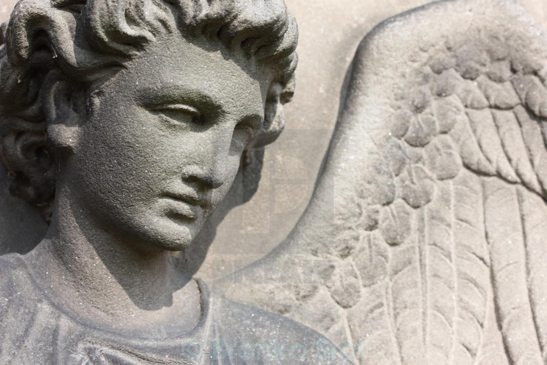"""Angel 2"" stock image"