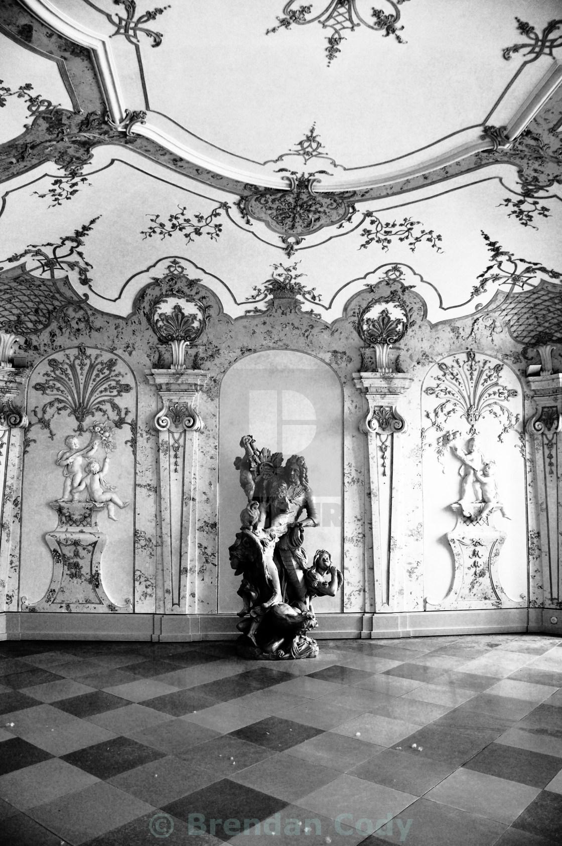 """Schlosshof"" stock image"