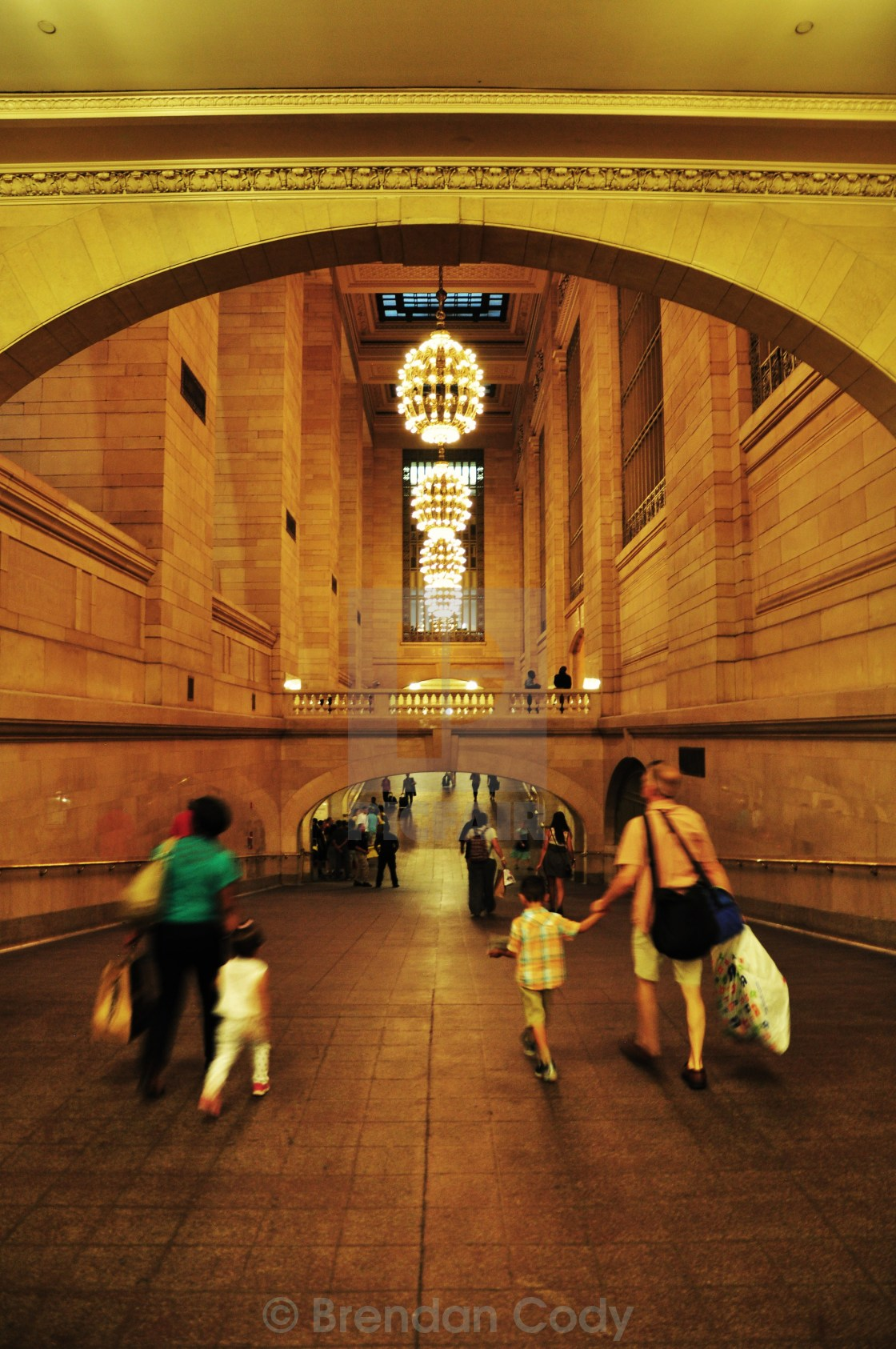 """""""Grand Central Station"""" stock image"""