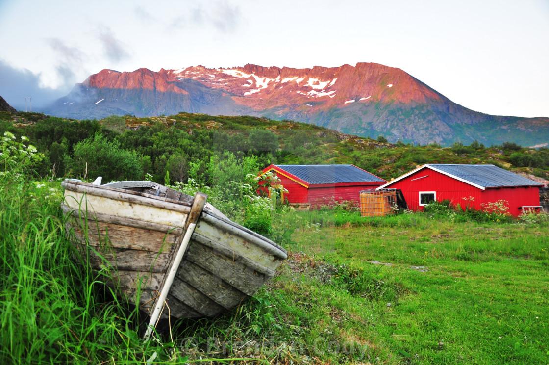 """Arctic Living"" stock image"