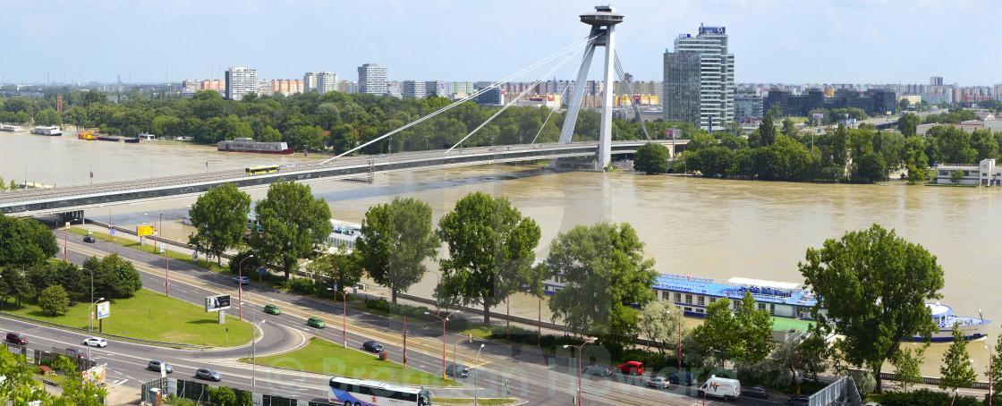 New Bridge, Bratislava