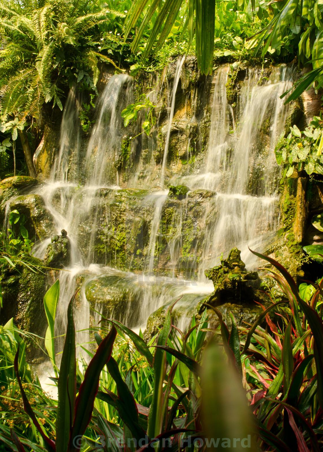 """Waterfall"" stock image"