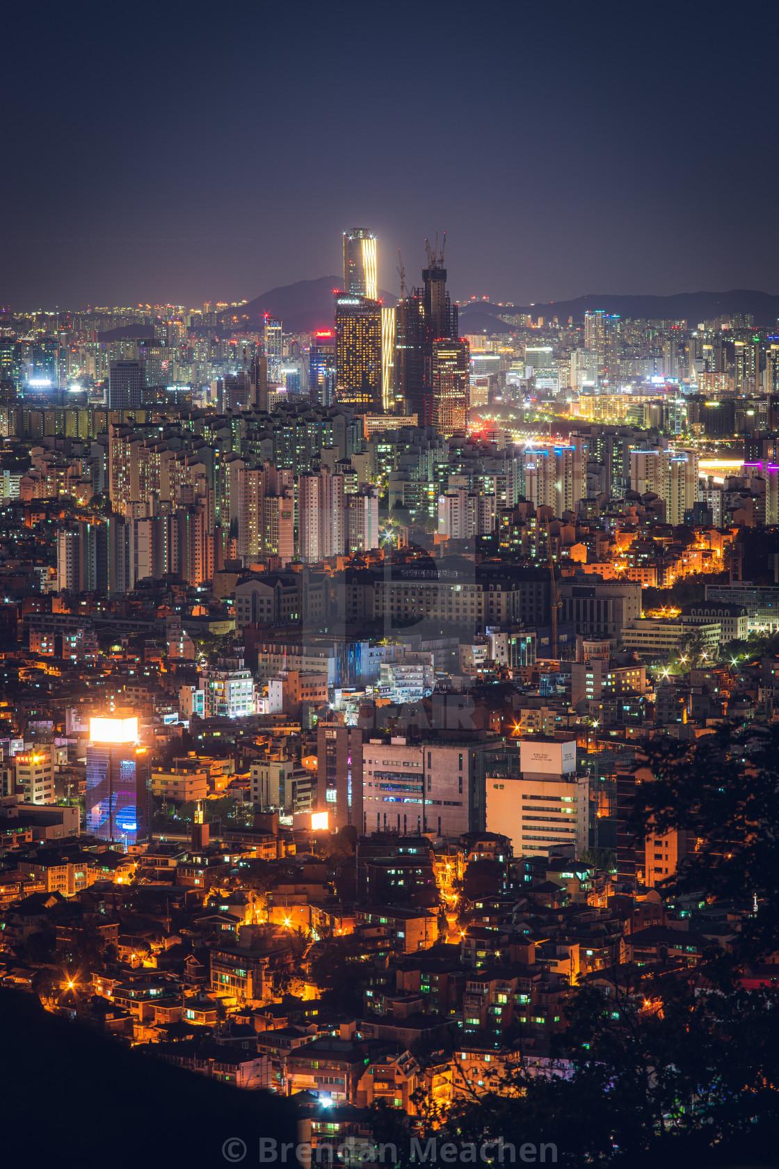 """""""Seoul"""" stock image"""
