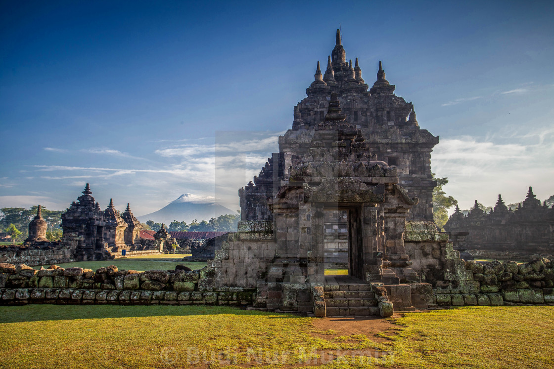 """Plaosan Temple"" stock image"