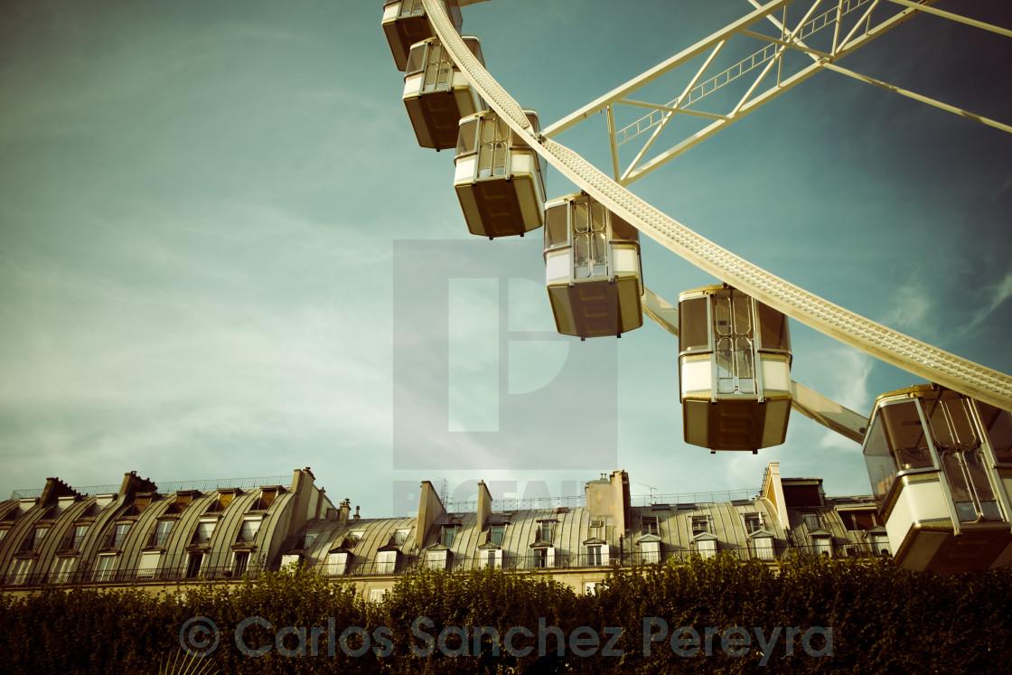 """Les Touilleries"" stock image"