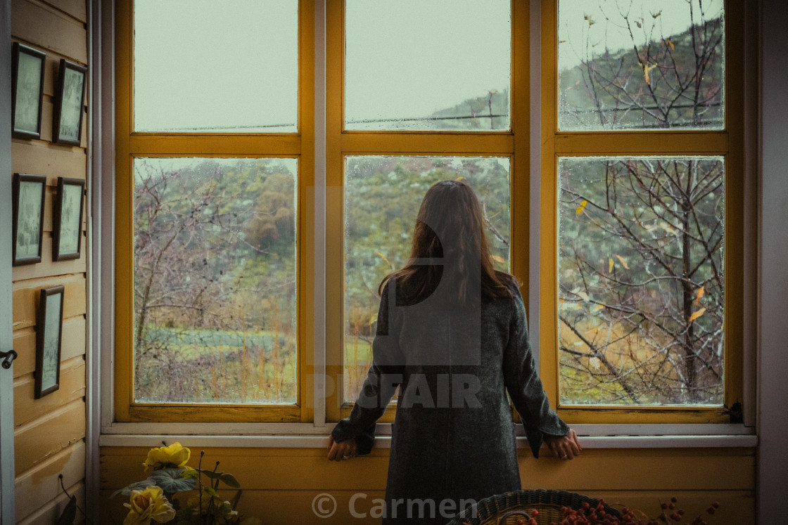 """Waiting"" stock image"