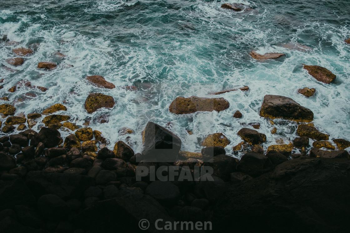 """The sea"" stock image"