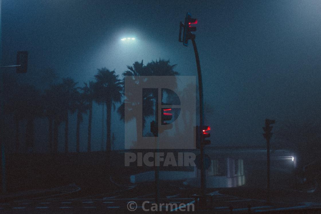 """Traffic lights"" stock image"