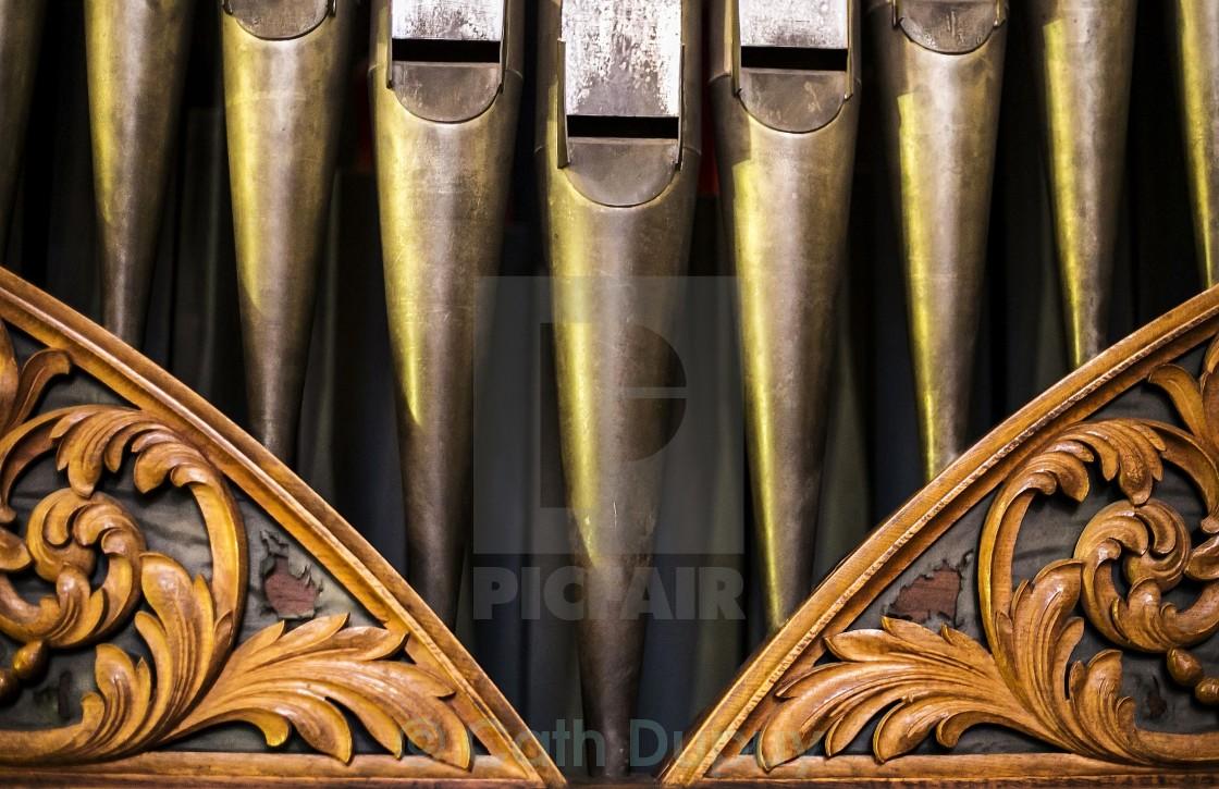 """Organ"" stock image"