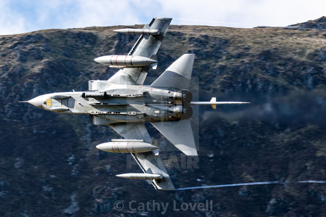 """Low Level Tornado"" stock image"
