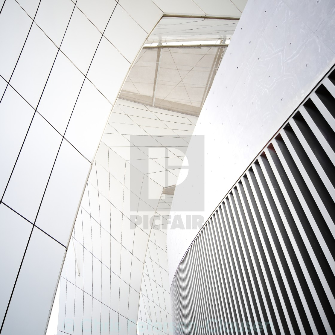 """lines and curves"" stock image"