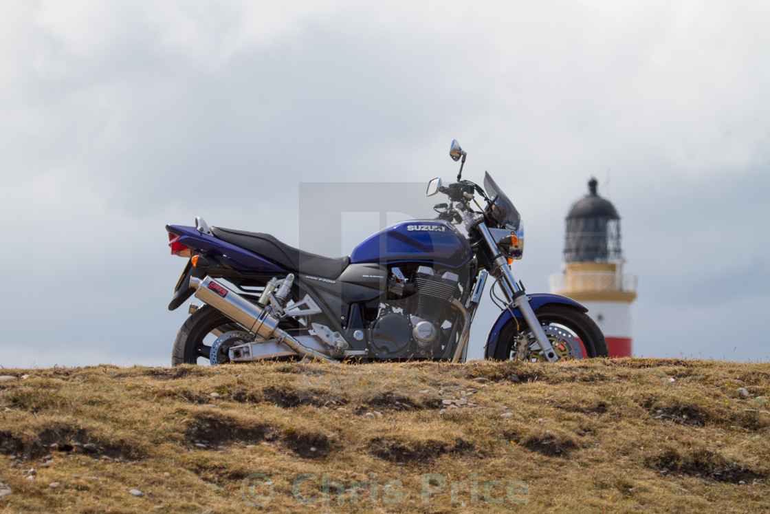 """Point of Ayre, Isle of Man"" stock image"