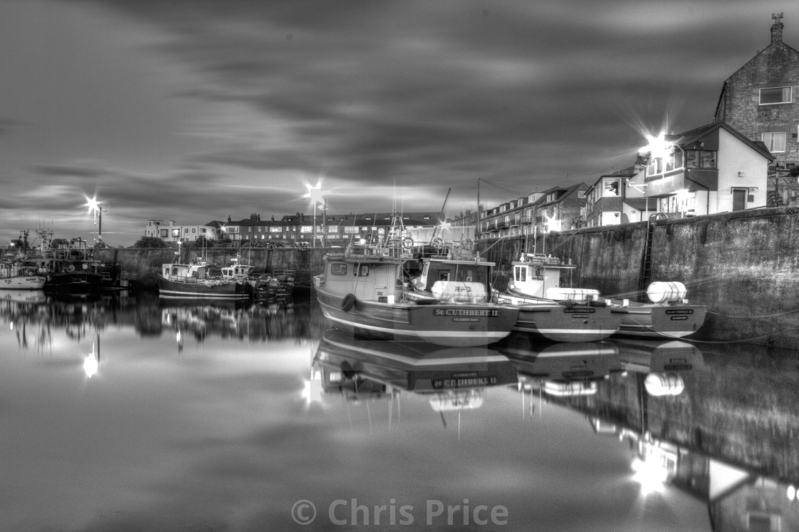 """""""Seahouses"""" stock image"""