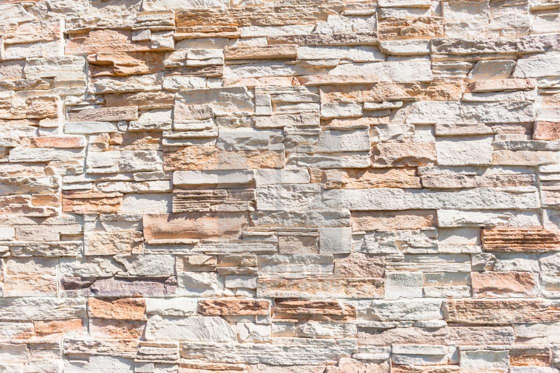 """Slate Stone Wall Decor Colors Background"" stock image"