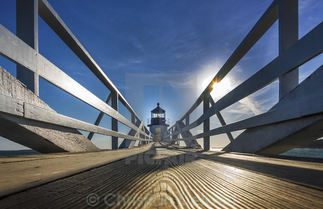 """Lighthouse"" stock image"