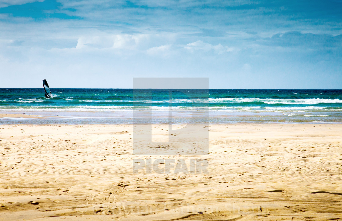 """Surf & Beach"" stock image"