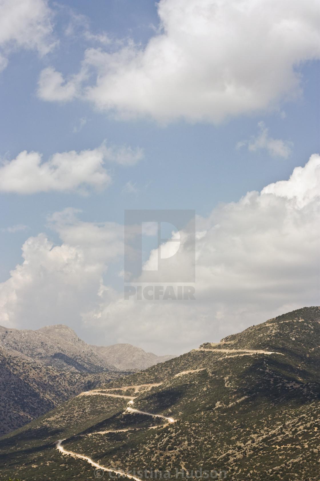 """The Peloponnese"" stock image"