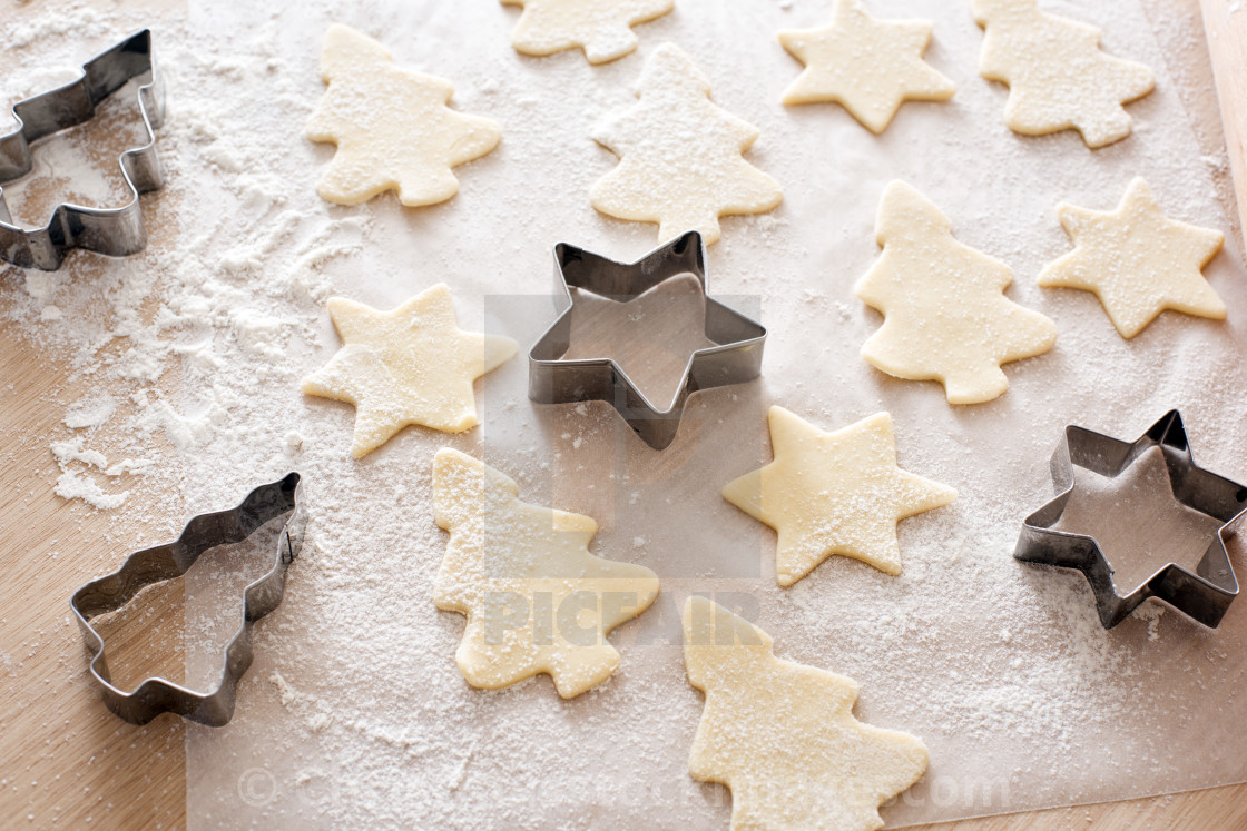 Homemade Christmas Biscuits License Download Or Print For 4 96