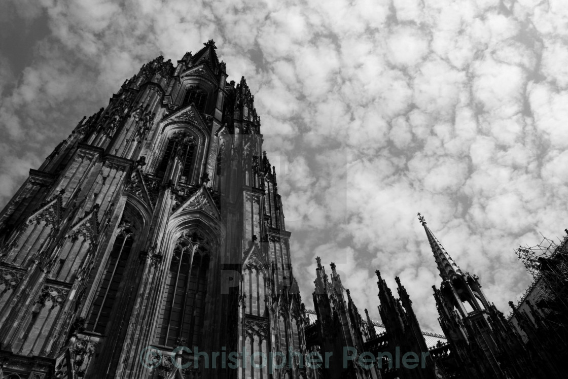 """Cathedral"" stock image"