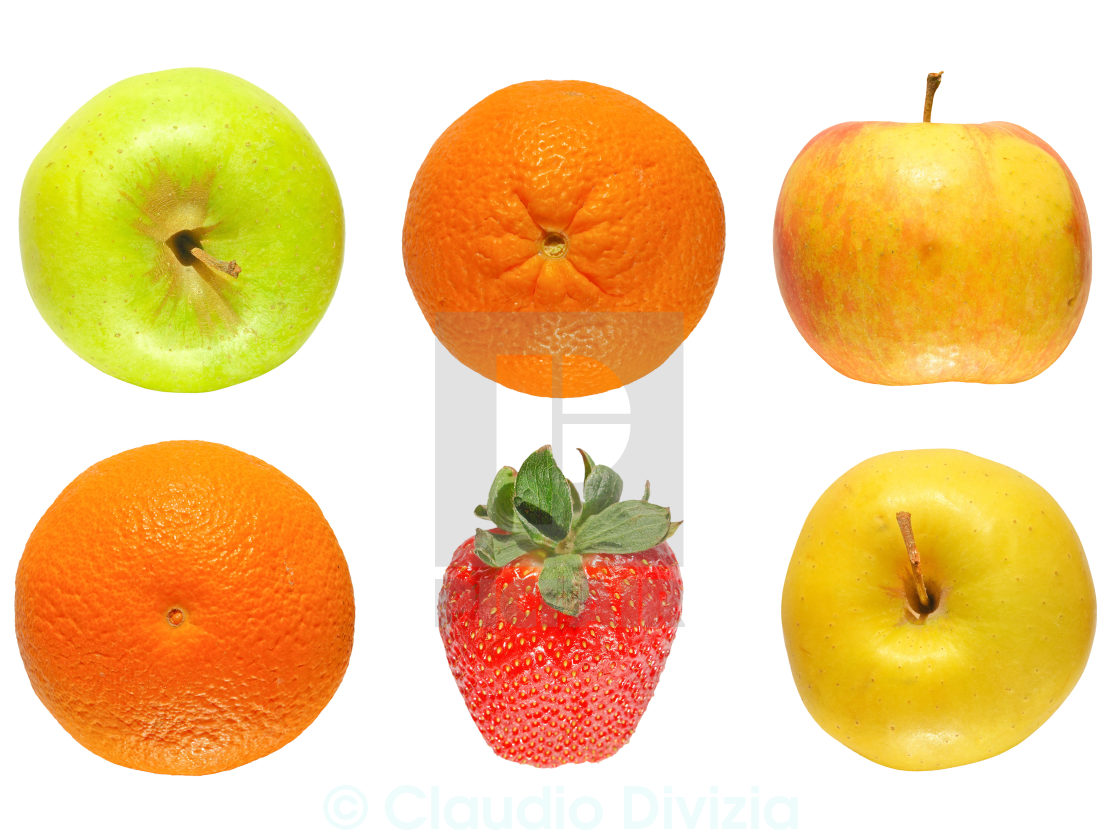 """Fruits"" stock image"