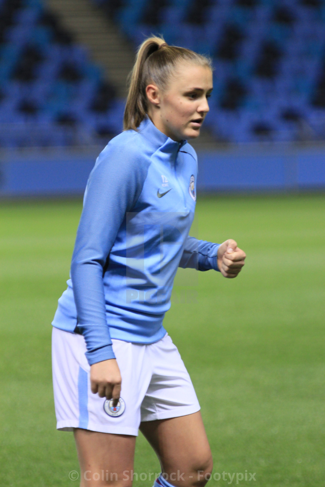 the best attitude 244a6 deec4 Georgia Stanway - Manchester City Women - License, download ...