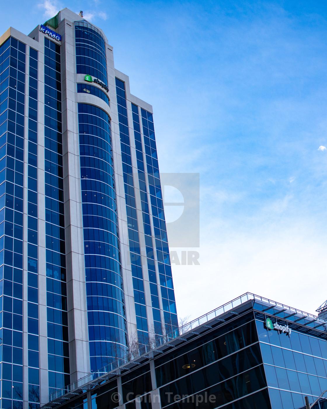 Shopify Headquarters in Ottawa, Canada
