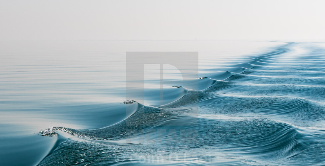 """Making waves"" stock image"