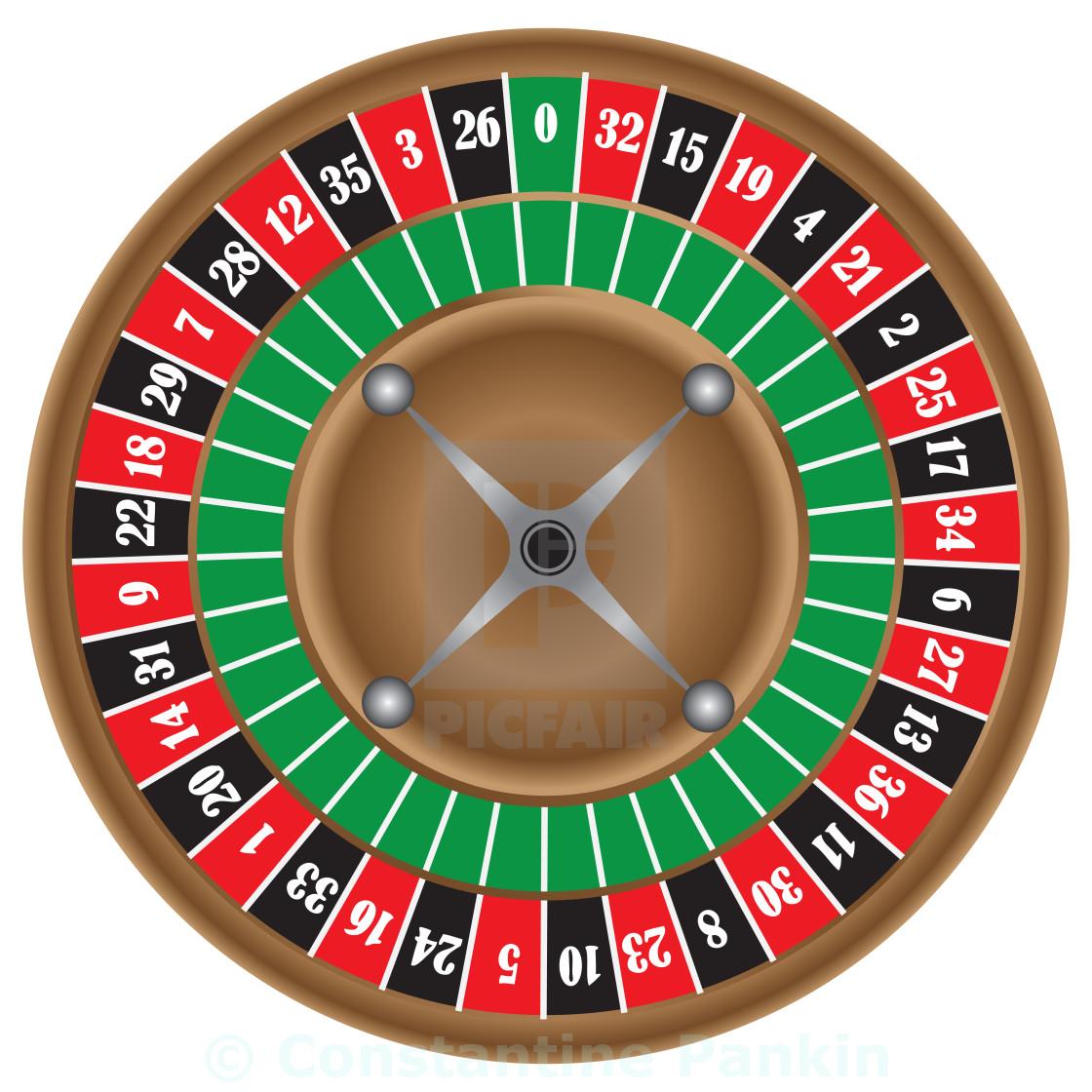 Roullette Wheel