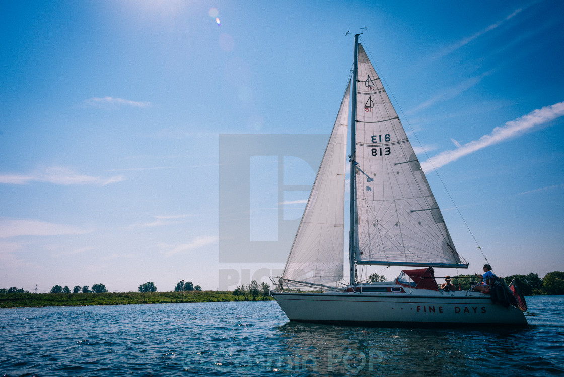 """Boat"" stock image"