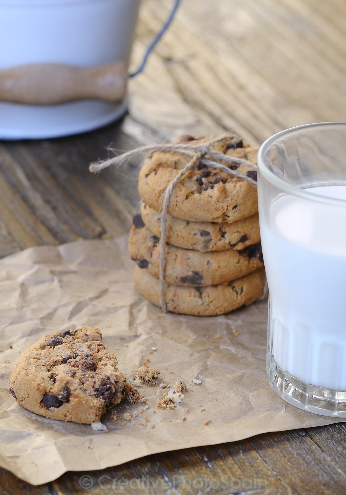 """Homemade cookies."" stock image"