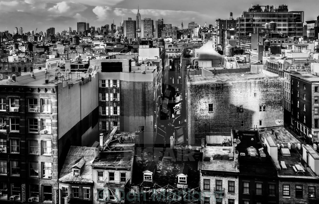 """Gotham City"" stock image"