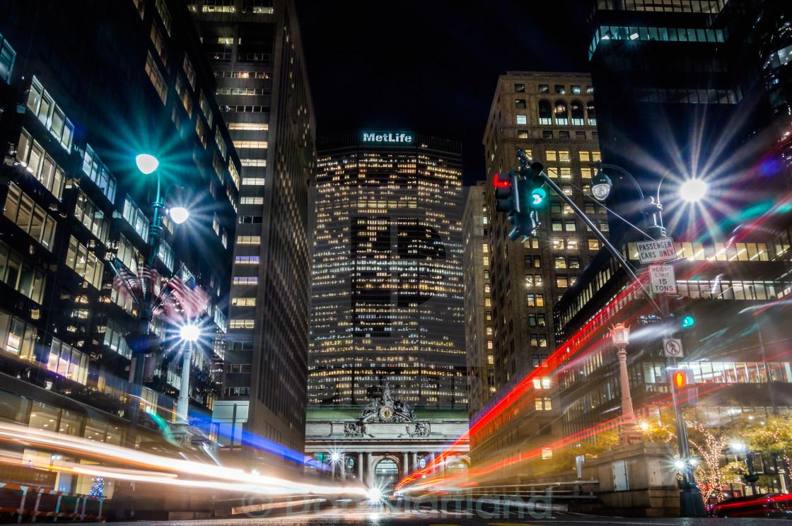 """I Love New York"" stock image"