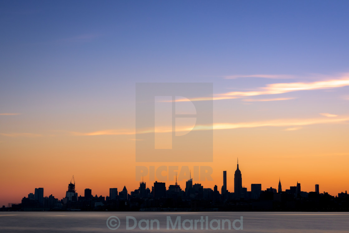 """Good Morning NYC"" stock image"