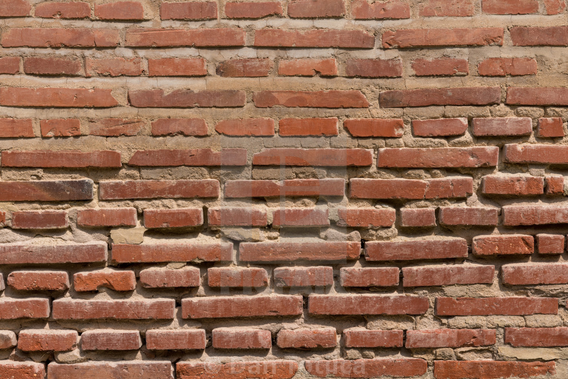 Red Brick Wall Background License Download Or Print For 12 40