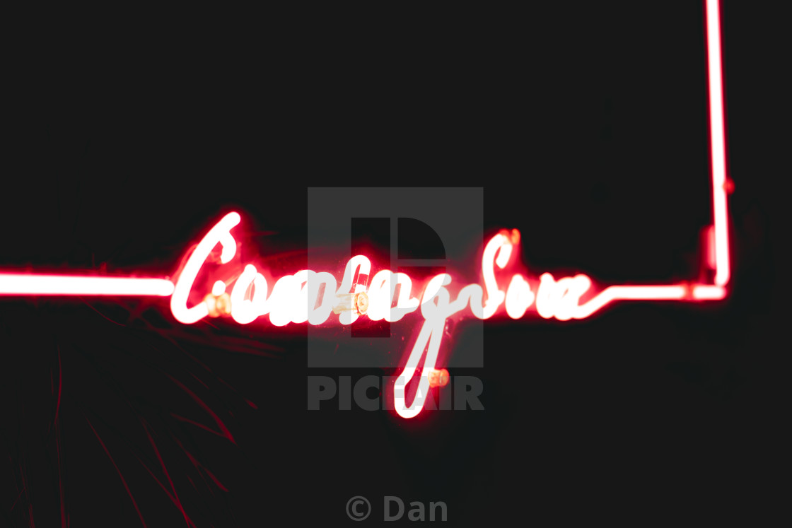 Coming Soon Neon Sign License Download Or Print For 2 48 Photos Picfair