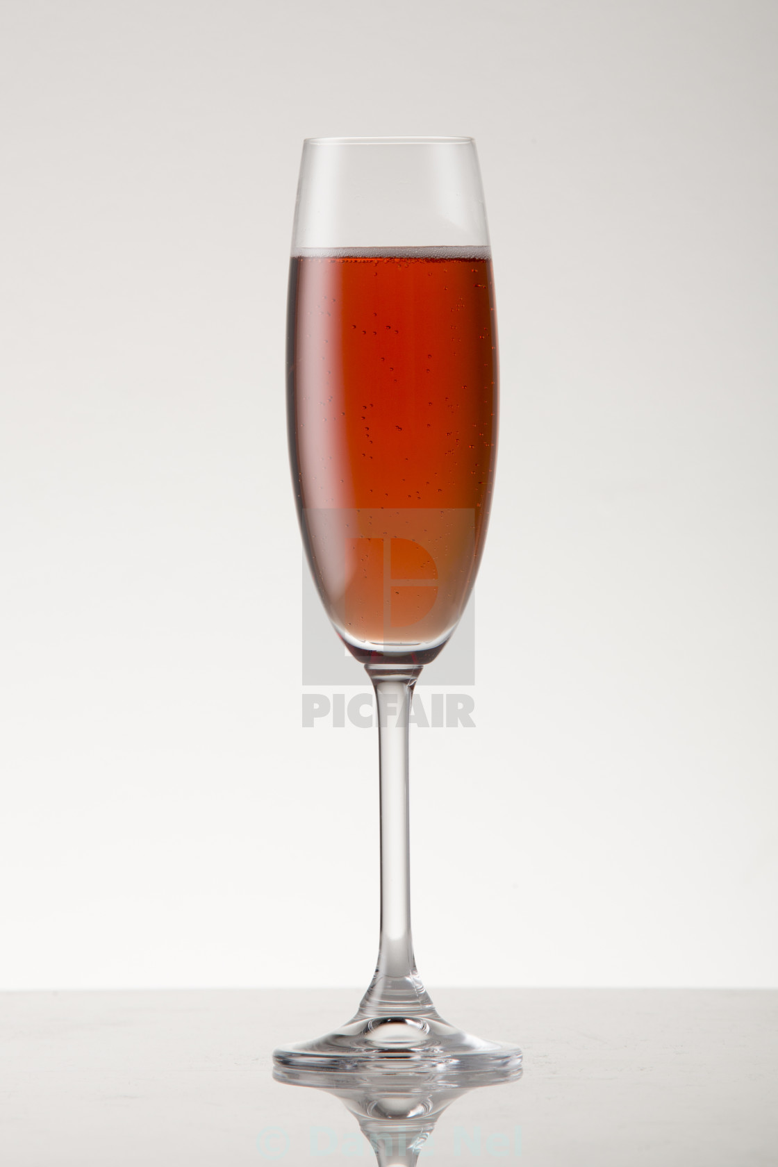 """Rose Champagne"" stock image"