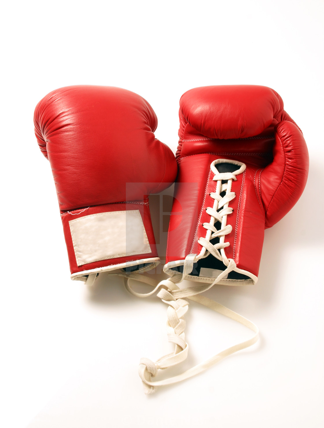 """Boxing Gloves"" stock image"