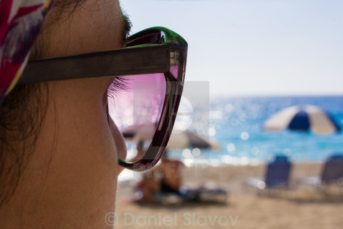 """""""Point of view"""" stock image"""